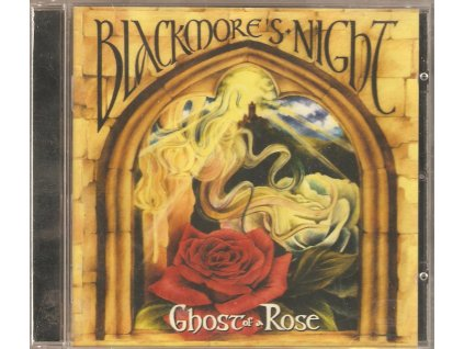 CD BLACKMORE´S NIGHT - Ghost of a Rose