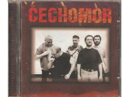CD ČESKOMORAVSKÁ hudební společnost - ČECHOMOR