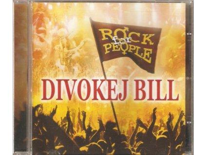 CD DIVOKEJ BILL - ROCK for PEOPLE