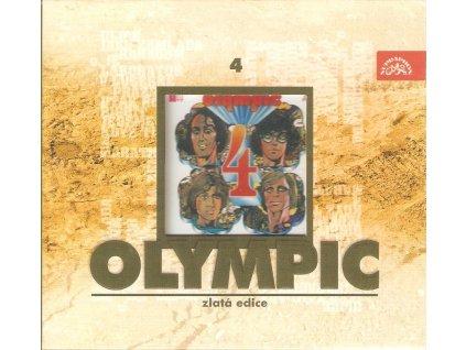 CD OLYMPIC - 4 -  ZLATÁ EDICE
