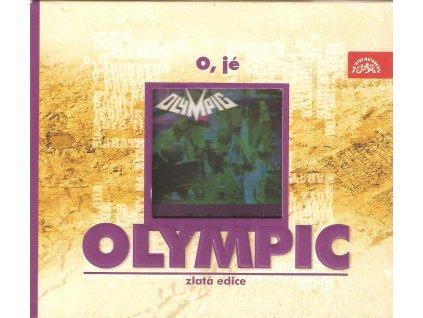 CD OLYMPIC - O, JÉ - ZLATÁ EDICE