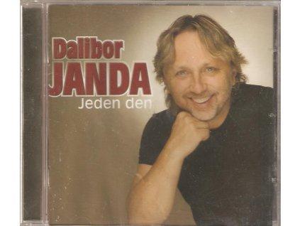 CD Dalibor JANDA - Jeden den