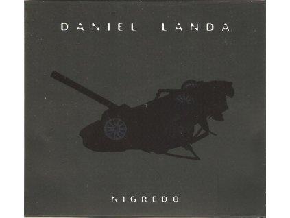 CD DANIEL LANDA - NIGREDO
