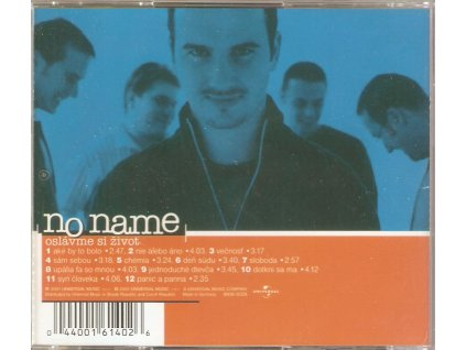 CD NO NAME - Oslávme si život