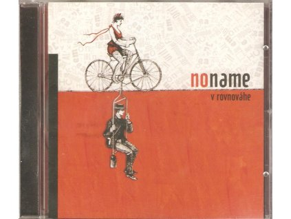 CD NO NAME - V ROVNOVÁHE