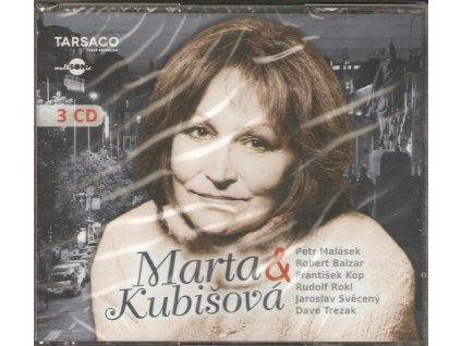 3CD BOX MARTA KUBIŠOVÁ