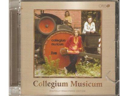CD COLLEGIUM MUZICUM - LIVE