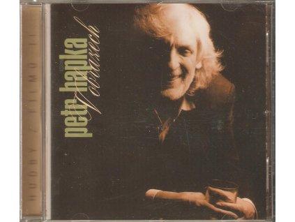 CD PETR HAPKA - V OBRAZECH 40 songů
