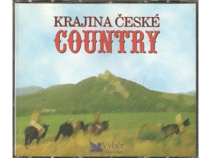 5CD KRAJINA ČESKÉ COUNTRY