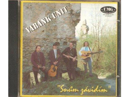 CD Vabank Unit - Snům závidím