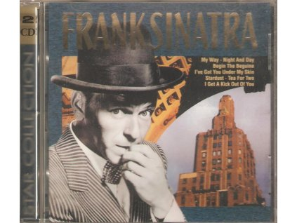 2CD FRANK SINATRA - STAR COLLECTION