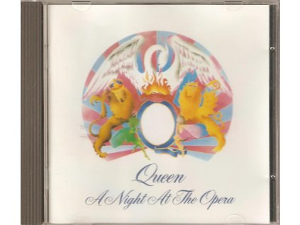 CD QUEEN - A  Night At The Opera