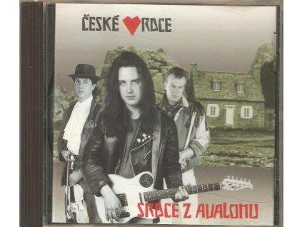 CD ČESKÉ SRDCE - SRDCE Z AVALONU