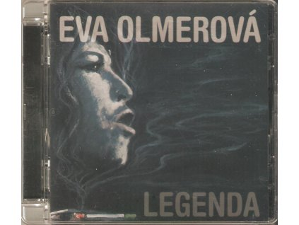 CD EVA OLMEROVÁ - LEGENDA