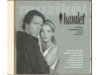 CD MUZIKÁL HAMLET