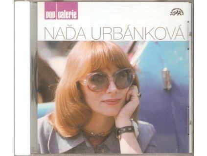 CD NAĎA URBÁNKOVÁ - POP GALERIE