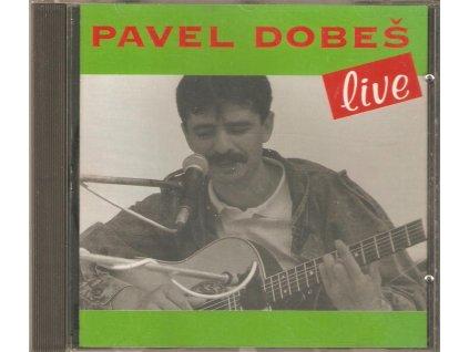 CD PAVEL DOBEŠ - LIVE