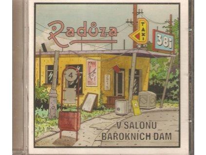CD Radůza -  V SALONU BAROKNÍCH DAM