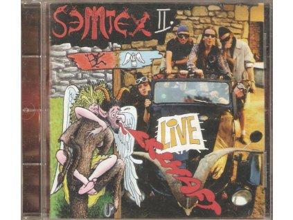 CD SEMTEX II. LIVE - EKLHAFT