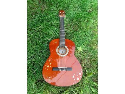 Klasická kytara 4/4 STAR s pouzdrem