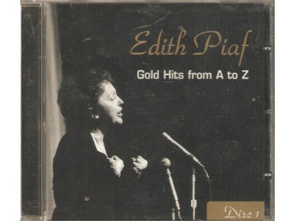 3 CD-SET EDITH PIAF  Gold Hits from A to Z