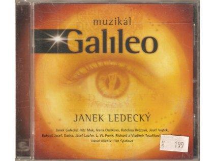 CD Muzikál GALILEO (Jan Ledecký)