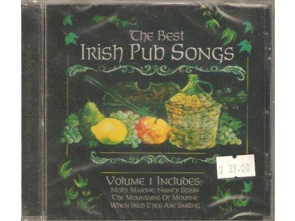 CD The Best IRISH PUB SONGS