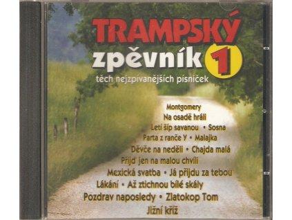 CD TRAMPSKÝ ZPĚVNÍK 1