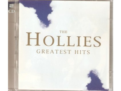 2CD The Hollies - Greatest Hits