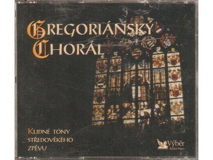 3CD Gragoriánský Chorál - Klidné tony středověkého zpěvu