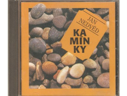 CD JAN NEDVĚD - KAMÍNKY
