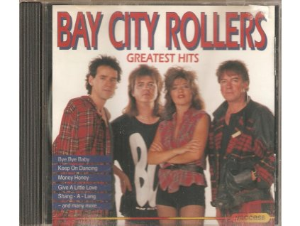 CD Bay City Rollers - Greatest Hits
