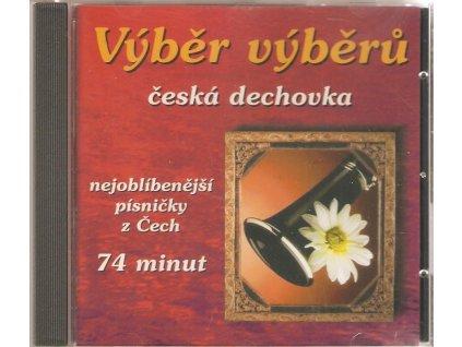 CD Česká Dechovka - Výběr Výběrů