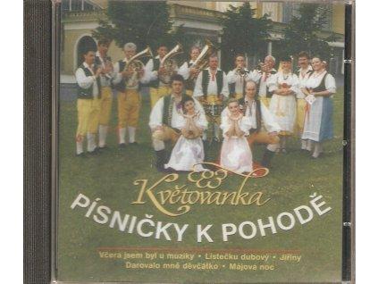 CD Květovanka - Písničky k pohodě