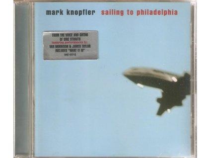 CD Mark Knopfler - Sailing To Philadelphia