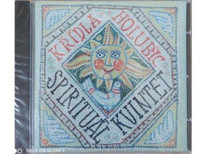 spiritual kvintet kridla holubic cd 100071552