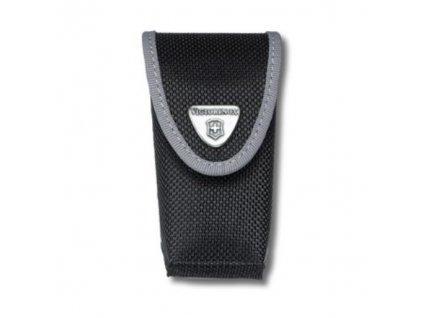 Pouzdro nylon černé na nůž o velikosti 91 mm se dvěma až čtyřmi vrstvami želízek 4.0543.3