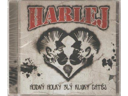 CD HARLEJ - Hodný holky zlý kluky chtěj