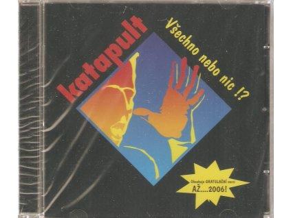 CD KATAPULT - Všechno nebo nic !
