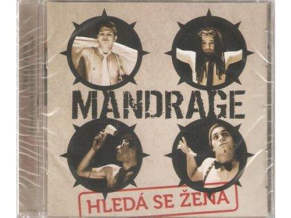CD MANDRAGE - Hledá se žena