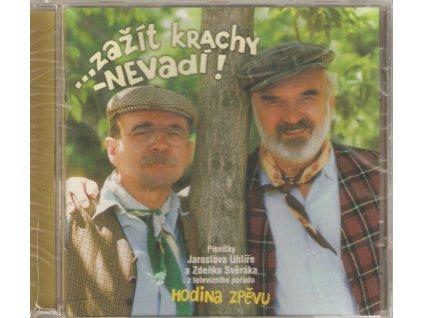 CD SVĚRÁK & UHLÍŘ - Zažít krachy, nevadí