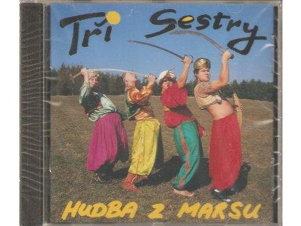 CD TŘI SESTRY - Hudba z Marsu