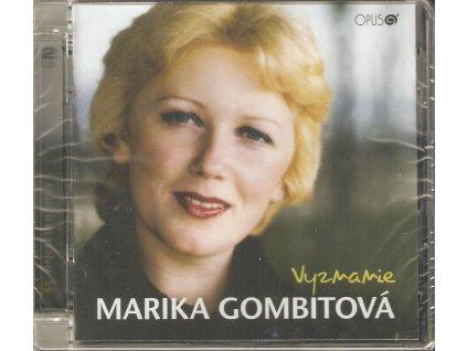 2CD MARIKA GOMBITOVÁ - VYZNANIE