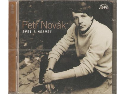 2CD Petr Novák - SVĚT A NESVĚT