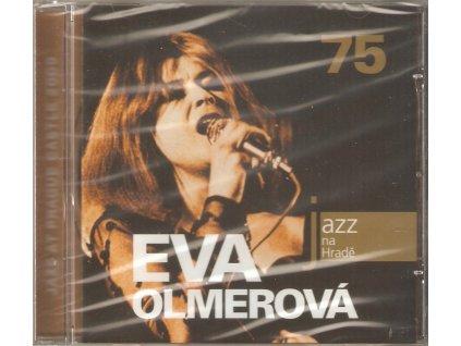 CD Eva Olmerová - Jazz na Hradě