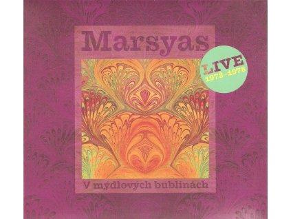 2CD Marsyas - V mýdlových bublinách LIE 1973-1978 RARITA!