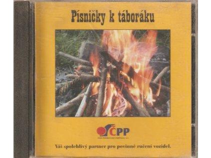 CD Písničky k táboráku