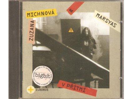CD ZUZANA MICHNOVÁ & MARSYAS - V PŘÍTMÍ