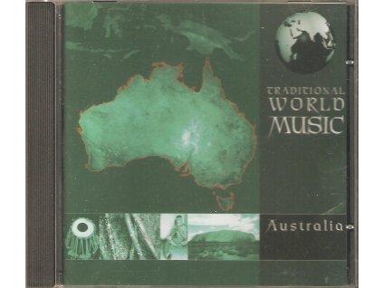 CD AUSTRALIA - TRADITIONAL WORLD MUSIC