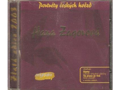 CD Hana Zagorová - Zlatá edice 2003